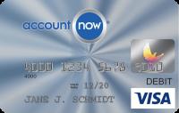 Prepaid Visa Card >> Accountnow Prepaid Visa Card
